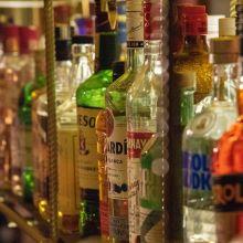 Selección de bebidas