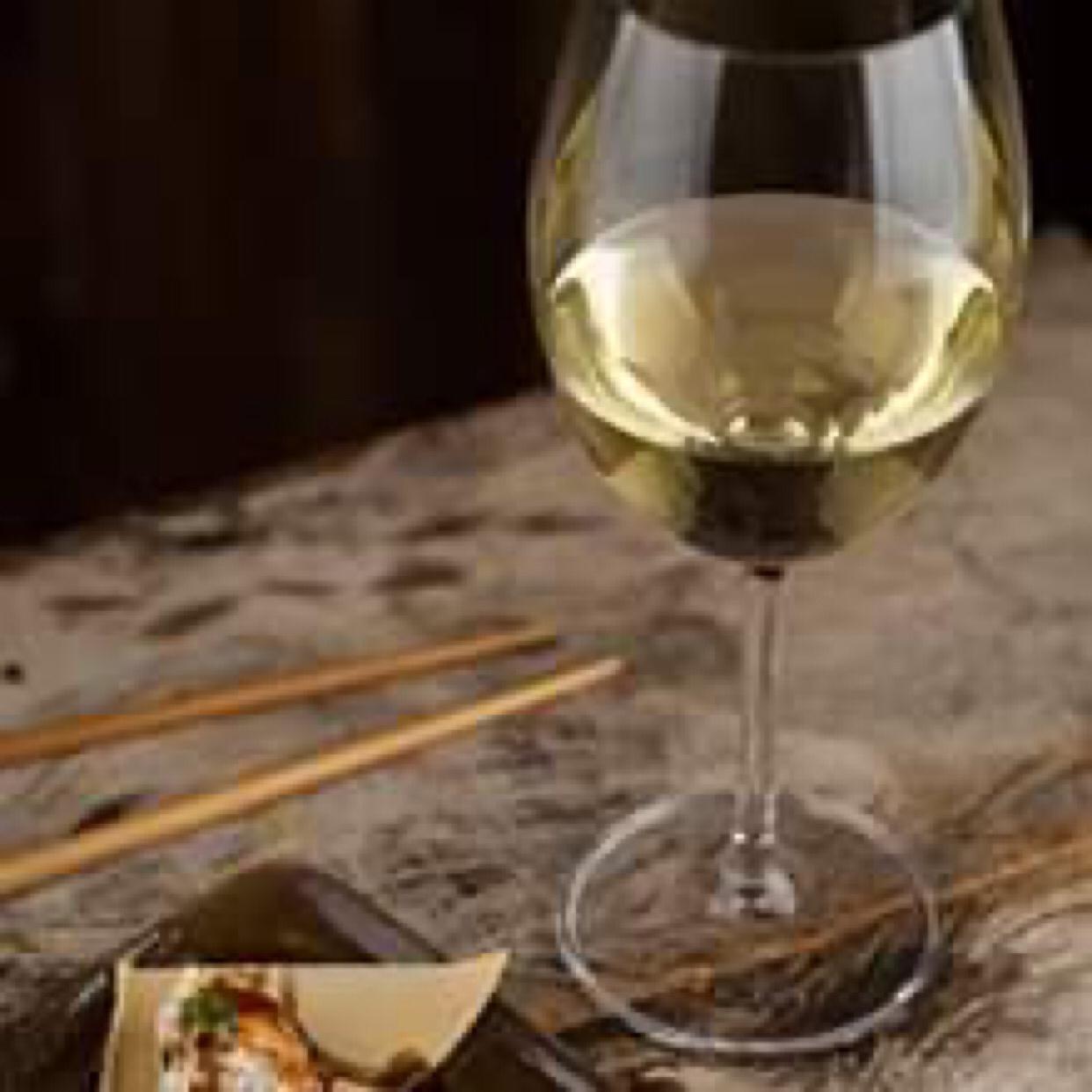 La liste des vins