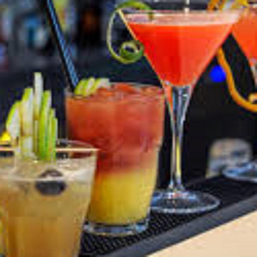 Drinks in Alta
